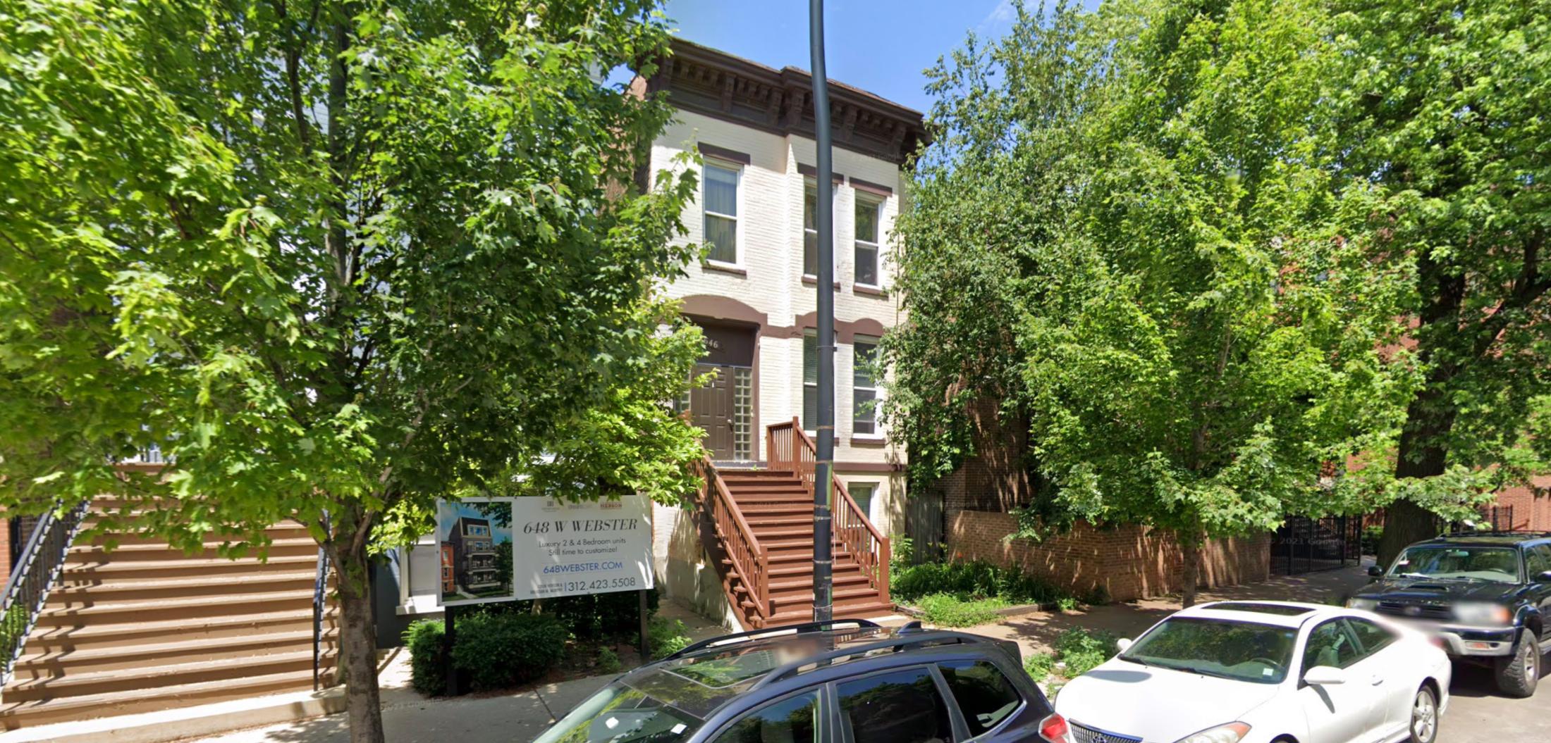 646 W Webster Avenue