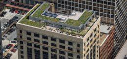 226 W Jackson Boulevard rooftop
