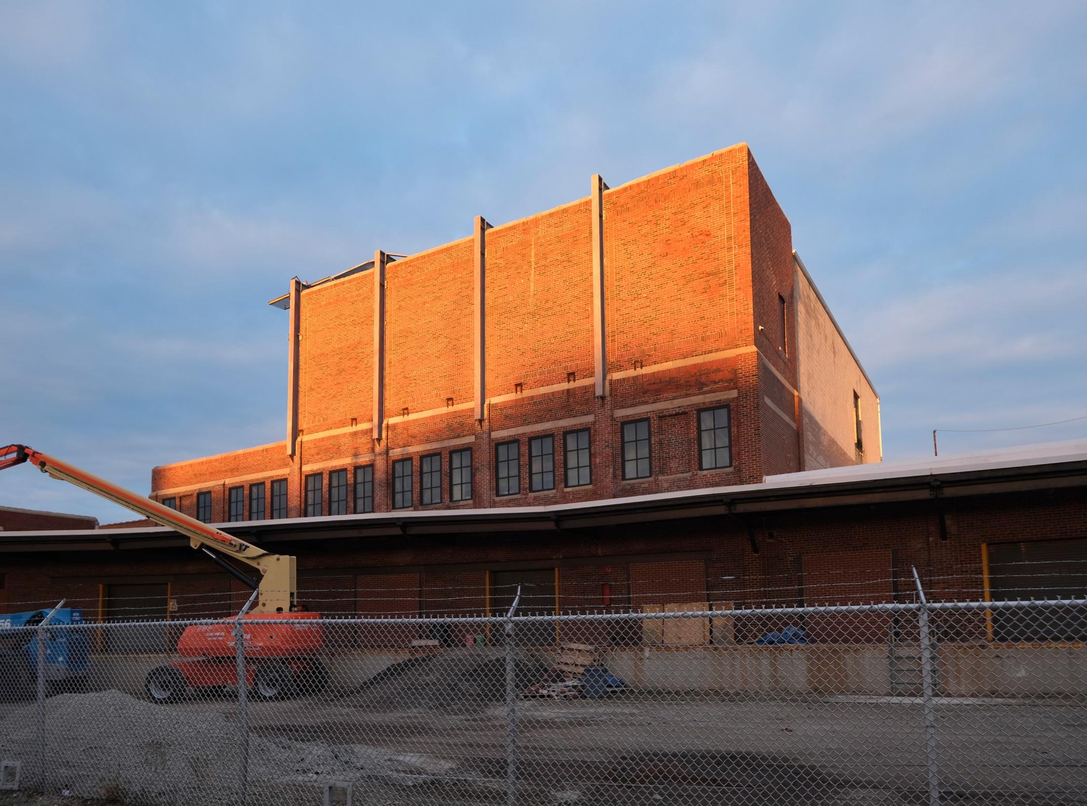 Morton Salt Factory conversion