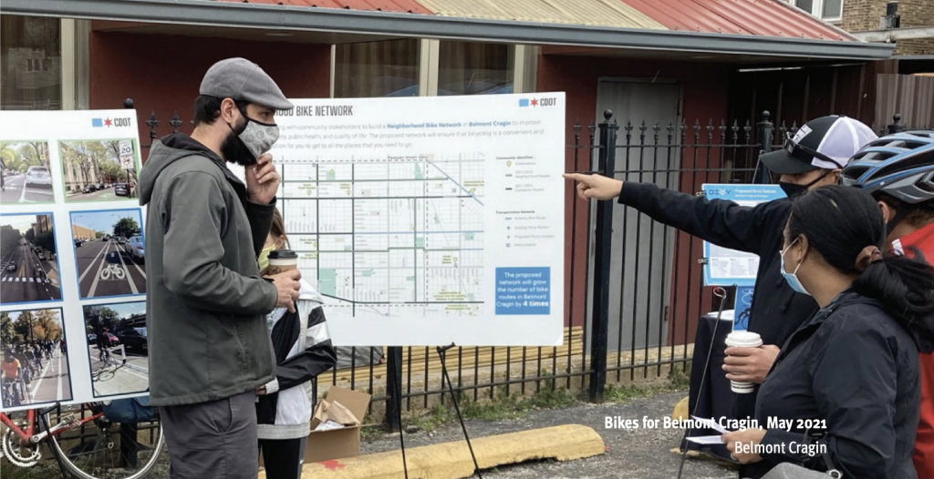 Department Of Transportation Confirms Additional 45 Miles Of Bike Lanes in  2022 - Chicago YIMBY
