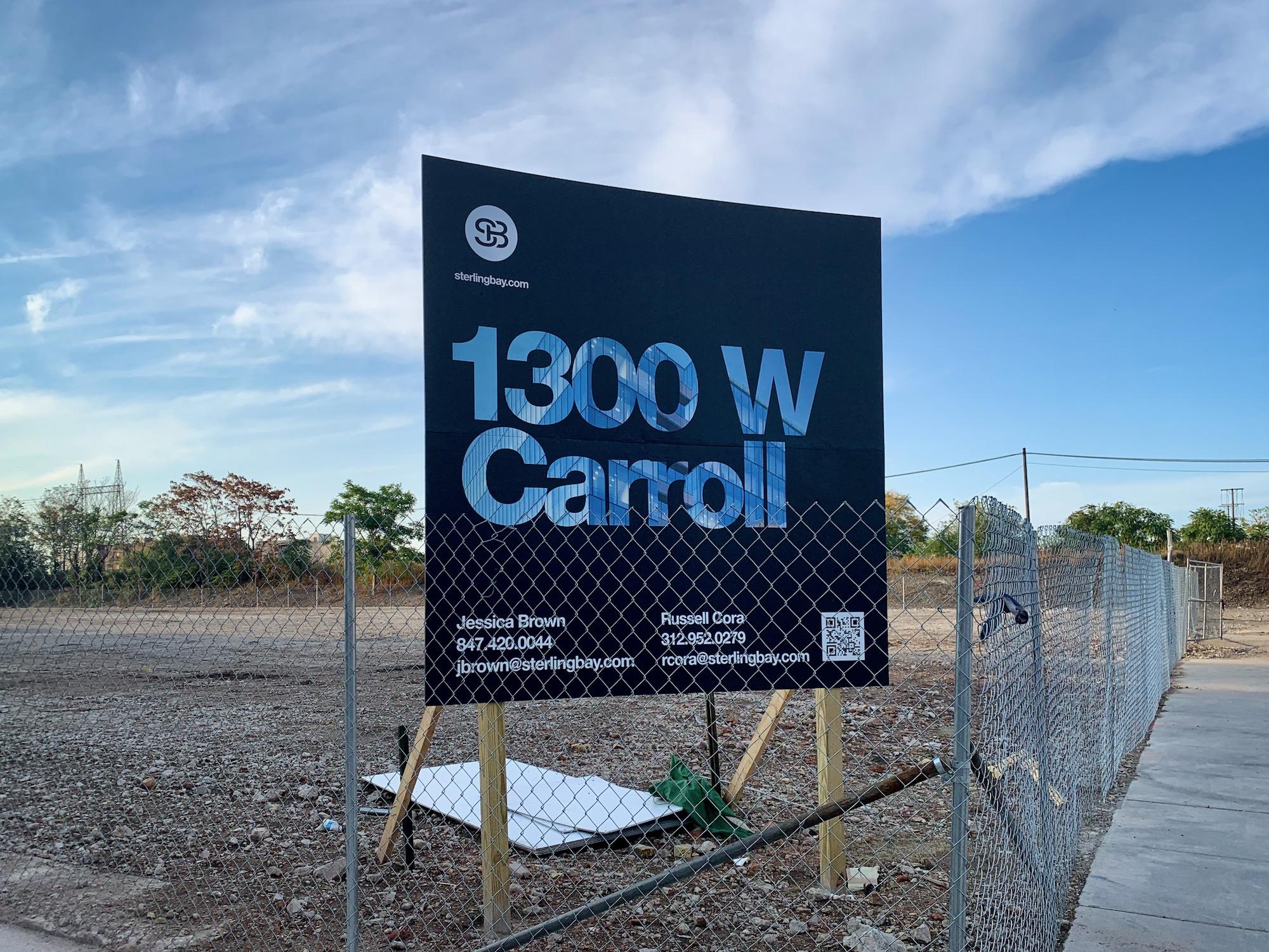 1300 W Carroll Avenue
